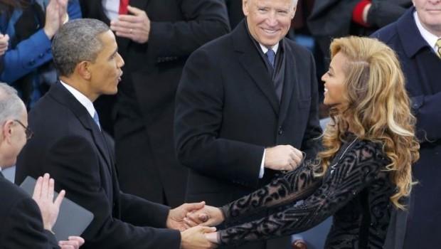 Beyoncé-Obam
