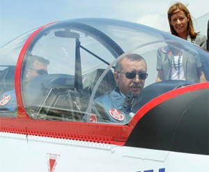 Syria-Turkey-Plane