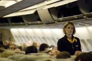 air-stewardess