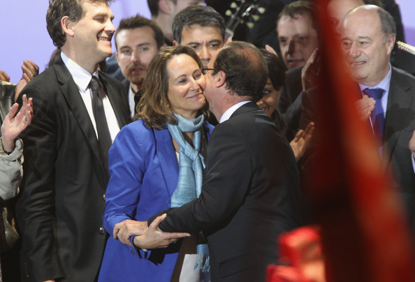 Segolene+Royal+Francois+Hollande+Celebrates+qJIyv3yGqEil