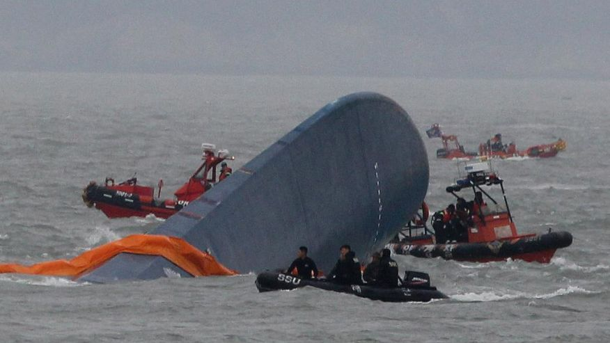 South Korea Ship Sinking-4