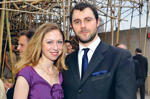 chelsea clinton and husband