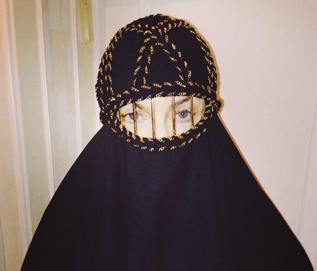 madonna_burka