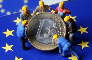Finanzminister beraten Ÿber Euro-Krise