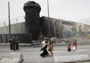 PALESTINIAN-ISRAEL-CONFLICT-WEST-BANK