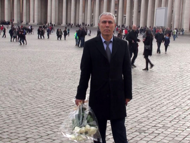 VATICAN-RELIGION-POPE-TURKEY-PRISONERS