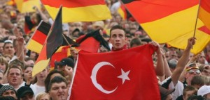 EURO 2008 - Public Viewing Germany v Turkey