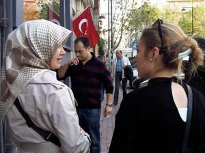 TWO-WOMEN-TURKEY