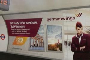 German-Wings-Advert-London-tube