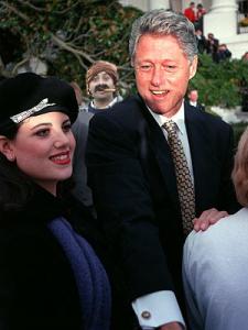 Bill Clinton And Monica Lewinsky (5)