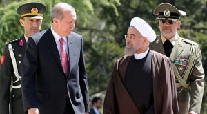 IRAN-TURKEY-DIPLOMACY