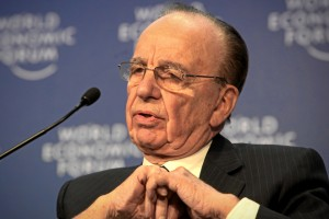 Advice to the US President on Competitiveness: Rupert Murdoch