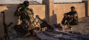 SYRIA-KURDS-REFUGESS