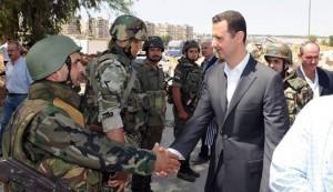 Syria's Assad, an American hero? One Virginia senator says