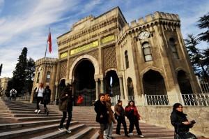 istanbul üniversitesi restorasyon
