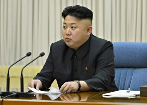NORTH KOREAN LEADER KIM JONG-UN HOLDS KEY MEETING TO BOLSTER MILITARY CAPABILITIES