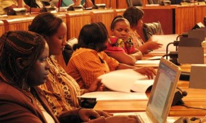 Rwanda's parliament