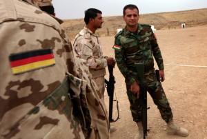 IRAQ-GERMANY-KURDS-CONFLICT-TRAINING