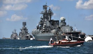 Russia Sends Warships to Mediterranean as War with Turkey Imminent