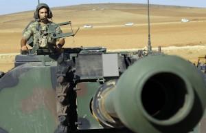 """""""Atmacalar"""" Suriye sınırında """"hazır kıta"""""""