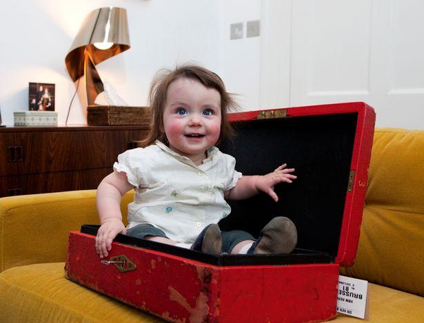 David-Camerons-daughter-Florence